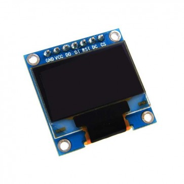 "1.3"" 3-5V SPI Serial 128X64 OLED LCD LED Display Module for Arduino"