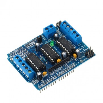 Motor Drive Expansion Shield Board Module L293D