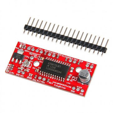 A3967 EasyDriver Shield Stepper Motor Driver