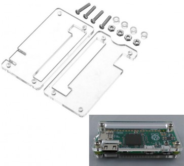 Acrylic Protector for Raspberry Pi Zero