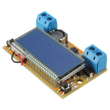 DC-DC Step Down Power Supply Adjustable Module With LCD Display