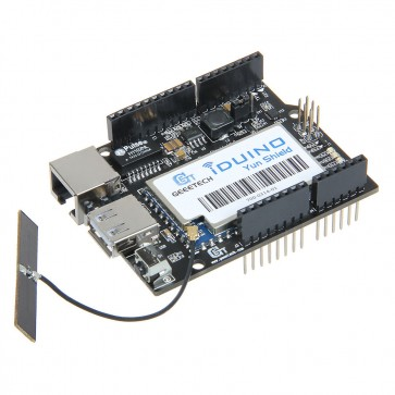 Geeetech Iduino Yun Shield Linux WiFi Ethernet USB compatible with Arduino UNO