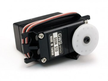 GWS Digital Servo Sail Winch S125 1T 2BB 360 Degree