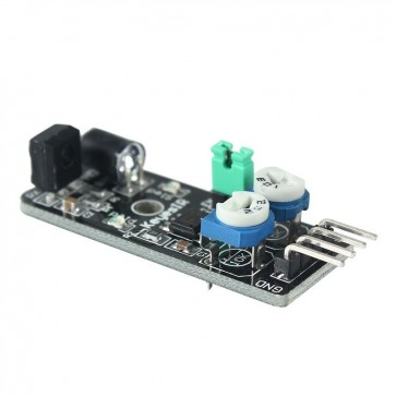 Infrared IR Obstacle Avoidance Sensor for Smart Car Arduino and Raspberry Pi