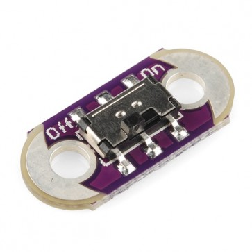 LilyPad Slide Switch for Arduino