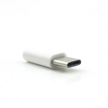 Micro USB to USB 3.1 Type-C OTG Female USB Data Adapter
