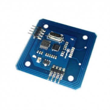 Mifare RC522 13.56Mhz RFID Module for Arduino and Raspberry Pi