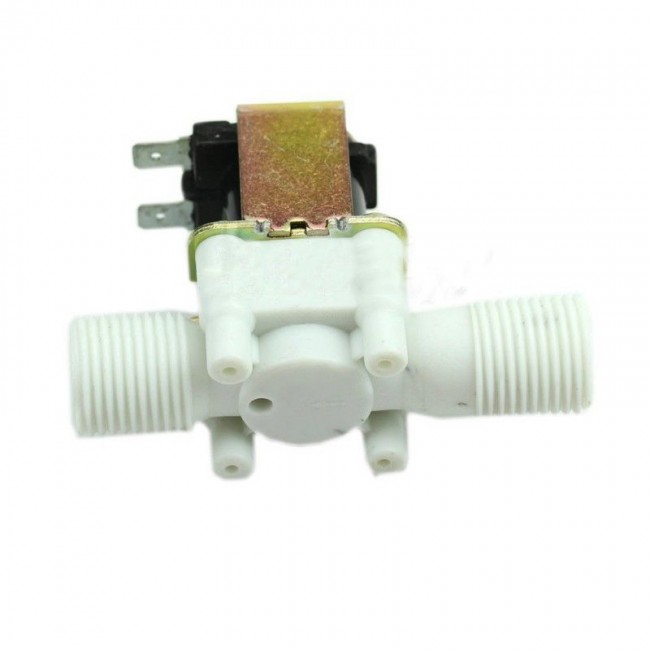 "1//2/"" N//C Electric Solenoid Valve 12V  Magnetic Water Air Normally Closed UOI"