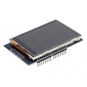 2.8 Inch TFT LCD Display Touch Screen Module with SD Slot