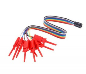 Test Hook Clips for Logic Analyzer