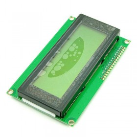 20X4 Character LCD Display Module for Arduino