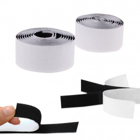 Strong Self Adhesive Velcro Hook Loop Tape Fastener