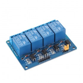 5V 4 Channel Relay Module for Arduino