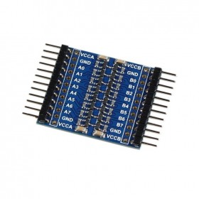 5V/3.3V 8 Channel IIC UART SPI TTL Logic Level Converter Bi-Directional Module