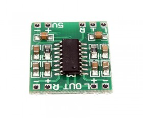 DC 5V 2 Channels 3W PAM8403 Class D Audio Amplifier Board