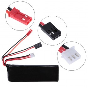 LiPo Battery 7.4V 2200mAh for Walkera Devo 7E Transmitter
