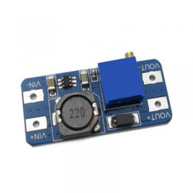 MT3608 DC-DC Step Up Power Module 2A for Arduino
