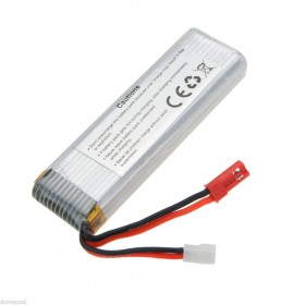 Original Walkera QR Y100-Z-15 3.7V 1600mAh 20C LiPo Battery