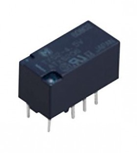 Panasonic Electric Works TX2-1.5V Relay DPDT 30VDC 2A