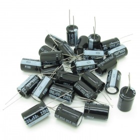 Radial Electrolytic Capacitor