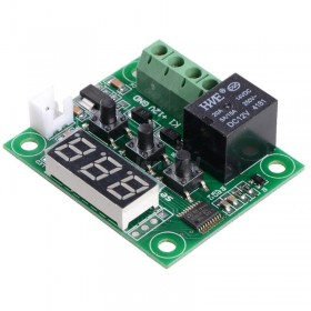 W1209 Digital thermostat Temperature Control Switch DC 12V Sensor Module