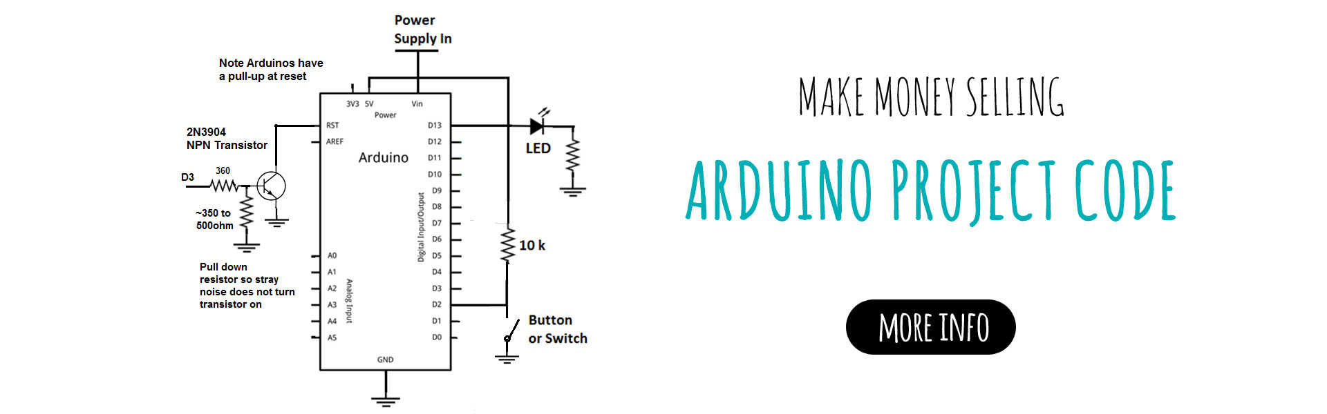Sell Your Arduino Codes and Earn Some Pocket Money