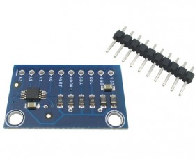 16 Bit I2C ADS1115 Module ADC 4 Channel with Pro Gain Amplifier for Arduino