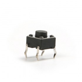 5 Pcs 4Pin Tactile Touch Push Button Switch