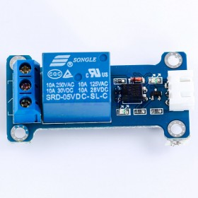 5V 1 Channel Relay Module High Level Trigger Optocoupler for Arduino