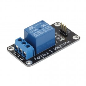 5V Single Channel Relay Module for Arduino