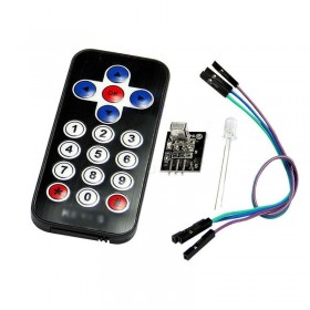 Infrared Wireless Remote Control Kits for Arduino