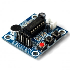 ISD1820 Sound Voice Recording Playback Module With Microphone