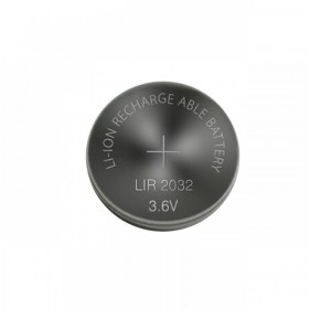 LIR2032 3.6V Rechargeable Lithium Ion Coin Battery